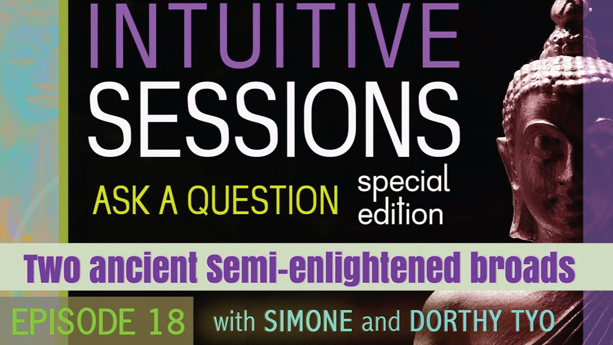 EPISODE 18 | INTUITIVE GUIDANCE SESSIONS