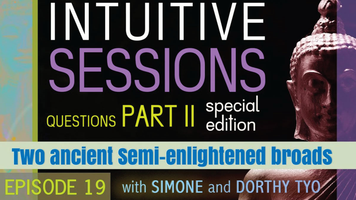 EPISODE 19 | INTUITIVE GUIDANCE SESSIONS