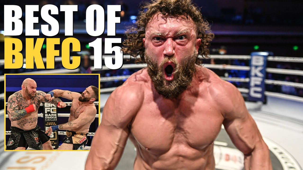 The Best of BKFC 15!