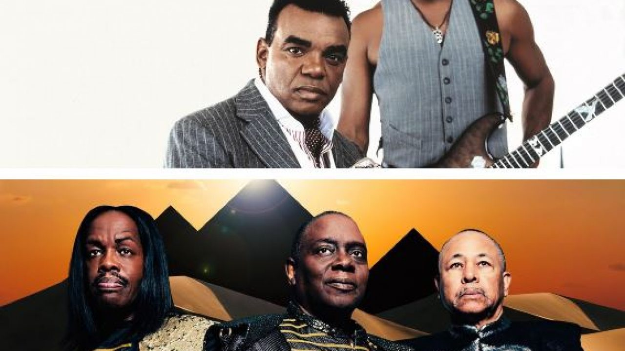 Earth Wind and Fire  vs Isley Brothers